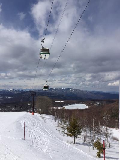 2017年2月ホテルアンビエント蓼科 スキー1泊旅行
