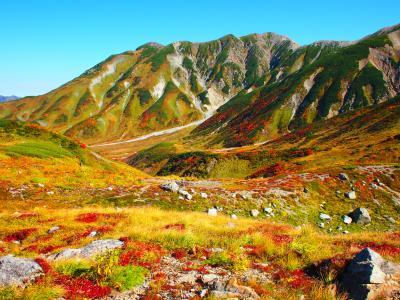 2017秋 紅葉真っ盛りの室堂へ~立山三山登山とみくりが池温泉に泊まる1泊2日の旅~