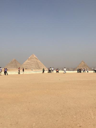 20数年ぶりのカイロ散策とピラミッド巡り③ ラムセス ヒルトン利用。
