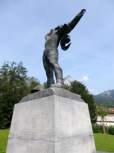 スイス・ミュージアムに行こう27.起源の地、シュヴィーツ/Schwyz 前編