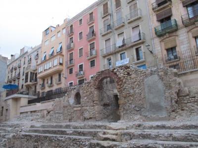 ローマ遺跡を見に行こう@タラゴナ(2017年8~9月の旅 その3)