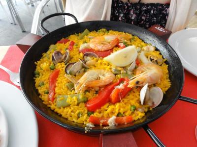食べ物からスペインをみてみると。