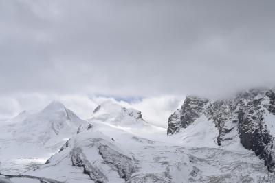 2017年9月 スイス・フランスの旅 スイス編⑤ ゴルナーグラート
