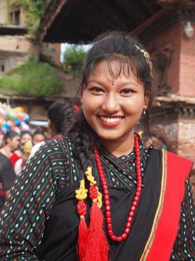 【震災後2年】ネパール一人旅 旅行記⑧ バクタプルにお祭りがやってきた!