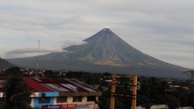 フィリピン マニラ~レガスピ