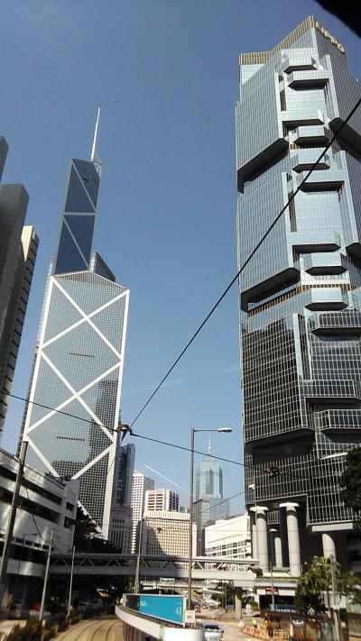 香港~中国 深セン