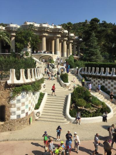三年ぶりのスペイン女子旅 ラストはバルセロナ、モンセラートに帰国編
