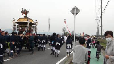 近江・建部祭り