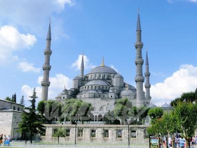 2013年トルコ家族旅行記その12♪飛んでイスタンブール編♪