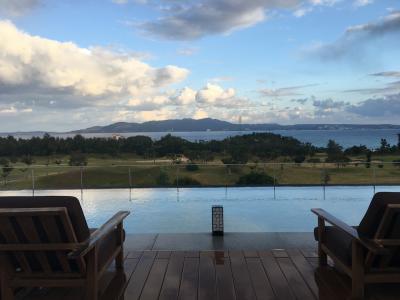 The Ritz-Carlton Okinawaのみを楽しむ旅!