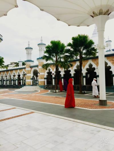 3:クアラルンプール 日本語訳コーランにわくわく!オールドモスク