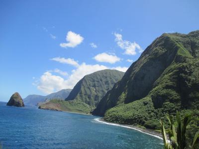 ハワイ離島を巡る~1日でモロカイ島堪能~