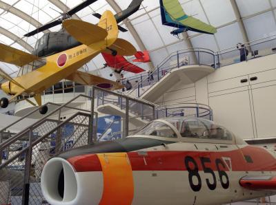 所沢の航空発祥記念館