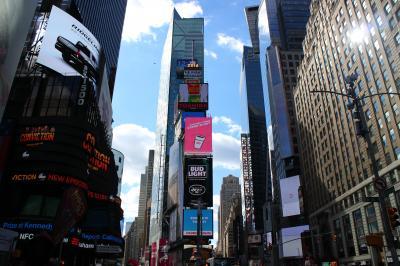 【3日目】また叶えてしまった、2度目の女子大生旅ニューヨーク、秋!161020-1028