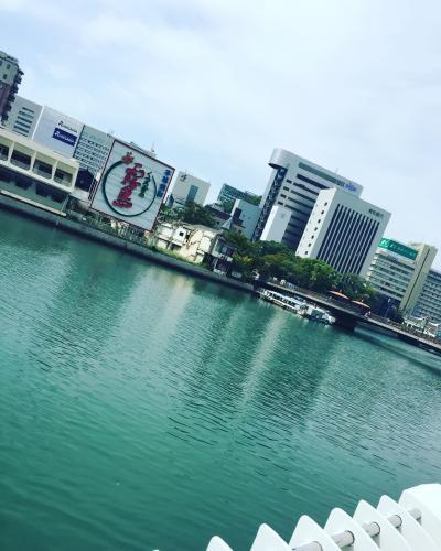 ANA (スタアラ)特典航空券で行く上海ひとり旅①福岡&上海編
