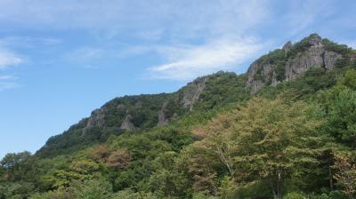 東北の旅① 霊山へ(福島県)