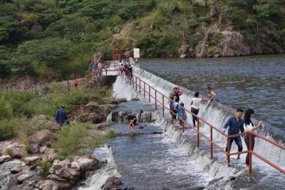巡るMexico Calvillo part2 Malpasoダム