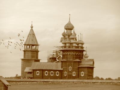 ★個人旅行★ サンクトペテルブルグ→キジ島→モスクワ 6 夜行列車でキジ島へ