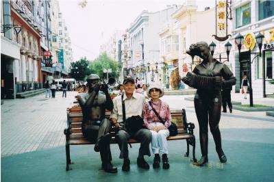 中国東北三省歴史文化の旅 3(ハルピン)