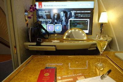 エミレイツ A380-800