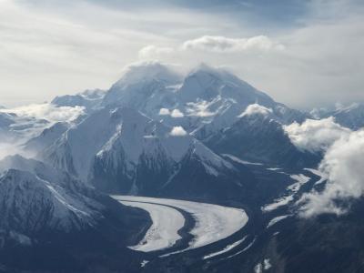 デナリに出会うアラスカの旅 =4.デナリ=