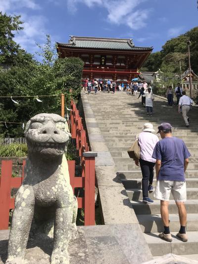 鎌倉~秋の鎌倉歴史散歩~