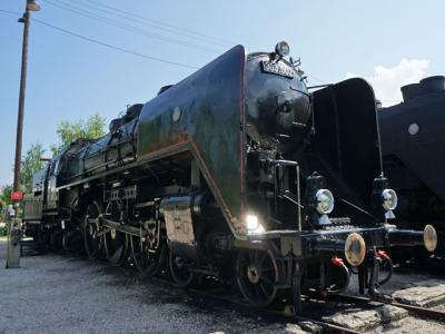 ブダペスト ハンガリー鉄道歴史公園