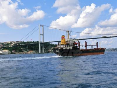 2013年トルコ家族旅行記14~飛んでイスタンブール編3【ボスポラス海峡クルーズ】