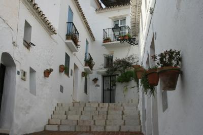 スペインの白い村 ミハス
