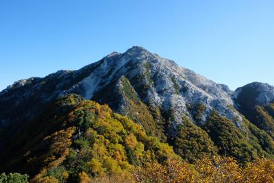 北沢峠テント泊② 南アルプスの貴公子甲斐駒ケ岳登山