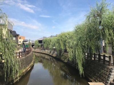 2017.09 東国三社参り「息栖神社」と佐原散策