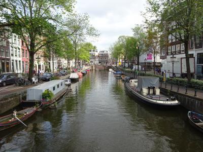 水の都アムステルダムで名画を見る!2017夏休み⑦