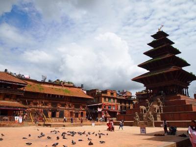 【震災後2年】ネパール一人旅 旅行記⑨ バクタプル散歩写真を集めました