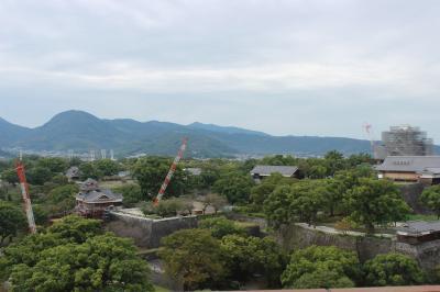熊本から福岡まで、2泊3日のオヤジ旅