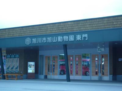 旭山動物園ツアー参加