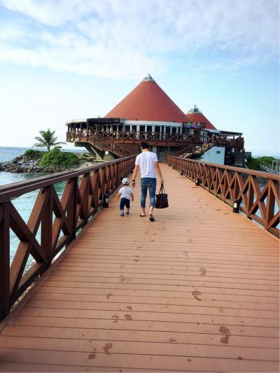 【ルネッサンスリゾート沖縄】ANAマイルで行く1歳9ヶ月幼児連れ家族旅行/1日目