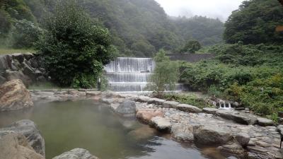 列車&バス旅/絶景露天でまったり&翡翠探しにチャレンジ・小川温泉2泊3日
