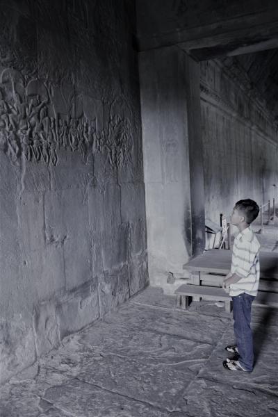 悠久の歴史~インドシナの遺跡・世界遺産を訪ねる旅 その⑥ 5日目その2:念願の世界遺産アンコールワットへ!
