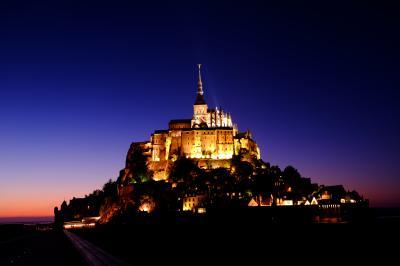 花の都・パリ&ちょっと足を延ばして、モン・サン・ミッシェルへ!-その1-