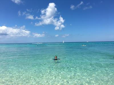 観光なし・レンタカーなし・のんびりホテルで過ごす母娘の沖縄4日間