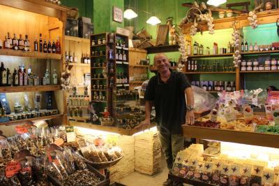 メルカート・チェントラーレ・フィレンツェでお買い物