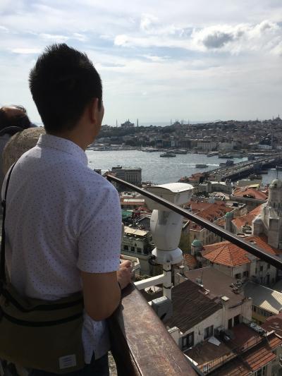 秋を感じるトルコ旅行。~2~ イスタンブール半日観光