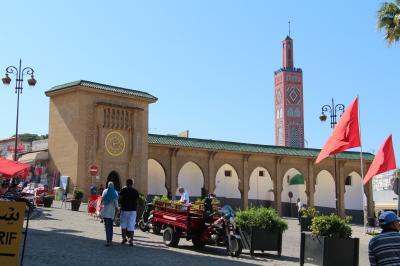 モロッコの海の玄関タンジェ