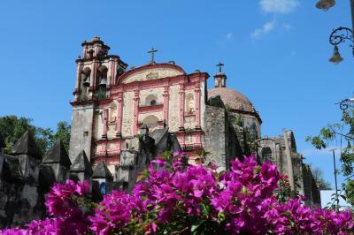 VIVA MEXICO!!  古代文明、遺跡とカリブの楽園・・・クエルナバカ編