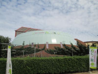 【鳥取】二十世紀梨記念館 (特急乗り継ぎと道の駅巡りの旅 1/2)