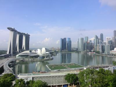2017GW シンガポール3泊5日①