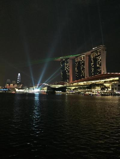 シンガポール40回目(2016年3月)