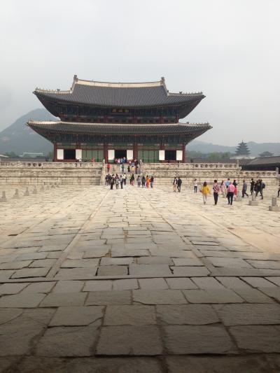 2日目 おっちゃんのソウル旅、ヨメと行く一泊二日の弾丸旅行。