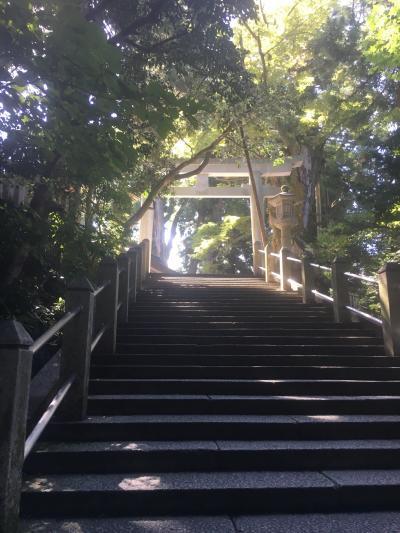 パワースポット巡り:白山比め神社~金剱宮