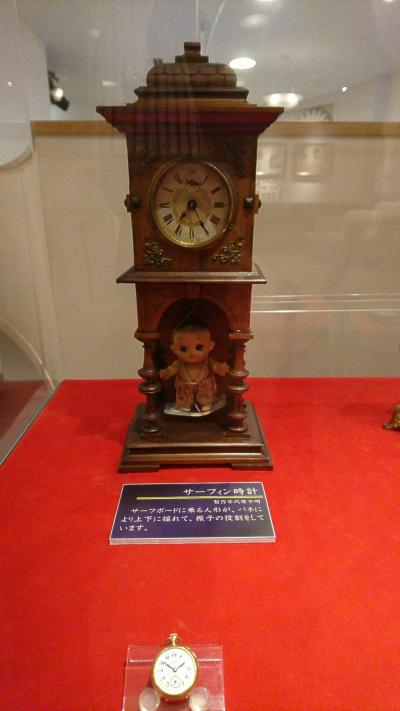 松本 時計博物館